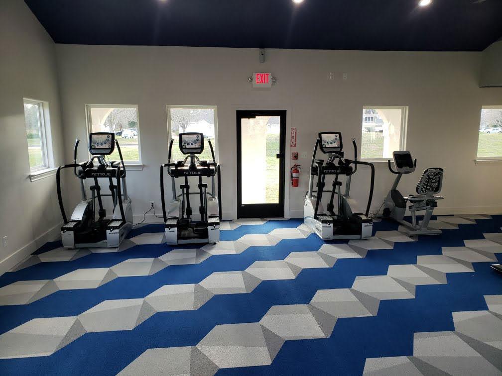 Fitness Facility Design And Equipment Portfolio